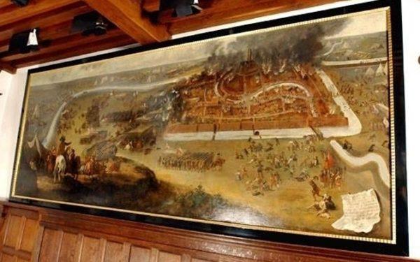 Schilderij brengt Oudewaterse Moord uit 1575 weer tot leven