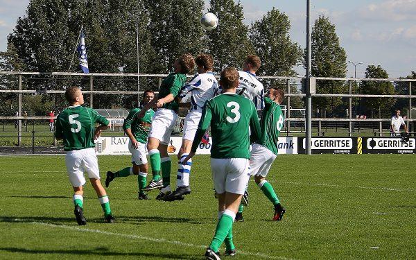 Sc Woerden verslaat SPV '81 met 6-0