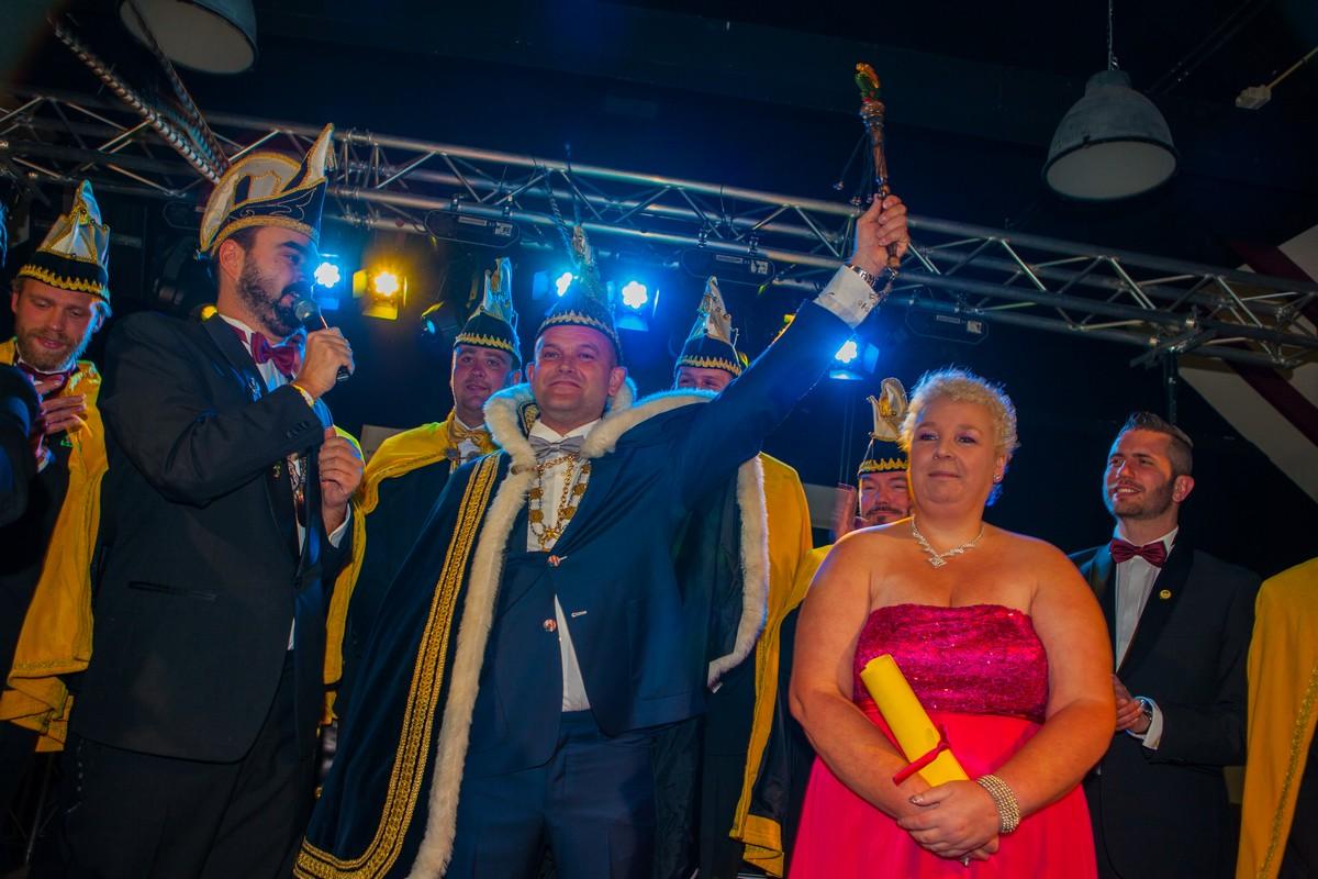 Woerdenaar Patrick is de 43ste Prins Carnaval