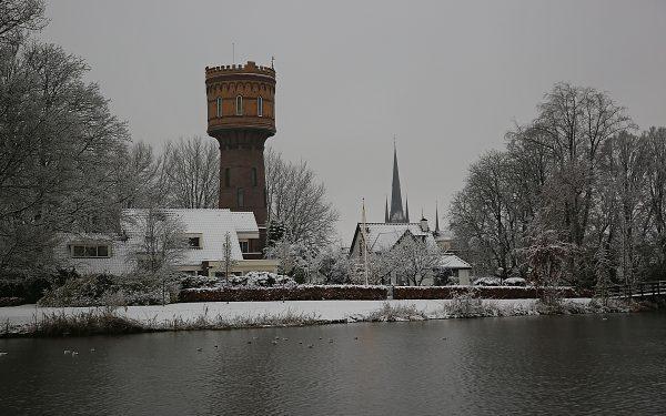 Woensdag en donderdag opnieuw sneeuw