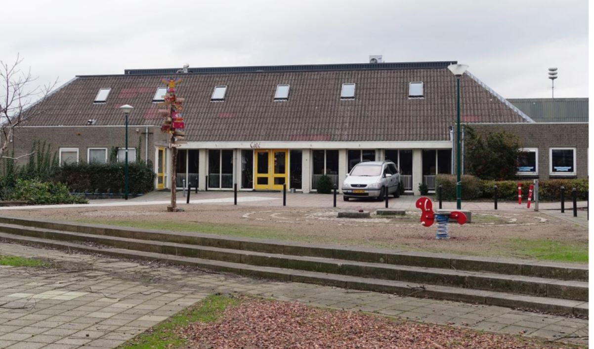 Dorpshuis keert terug in Linschoten