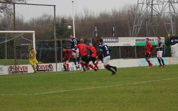 Sportlust '46 begint 2018 met overwinning in Delft