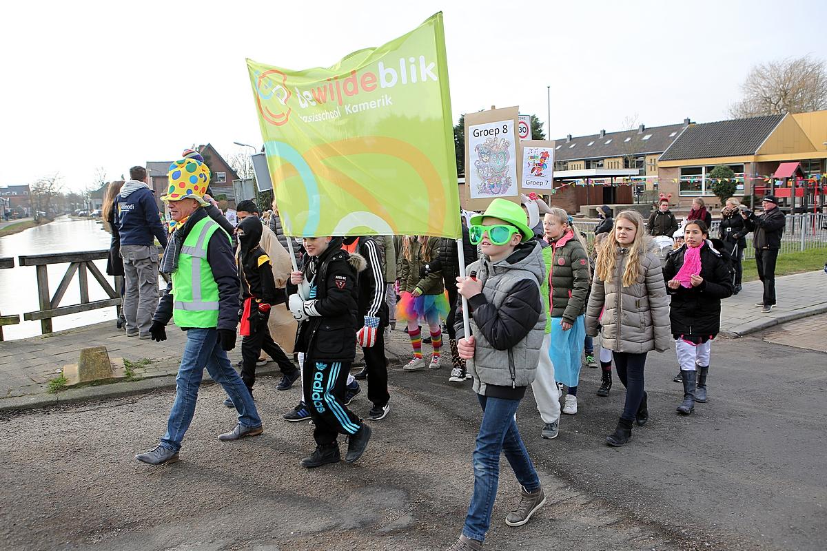 Carnaval staat weer voor de deur