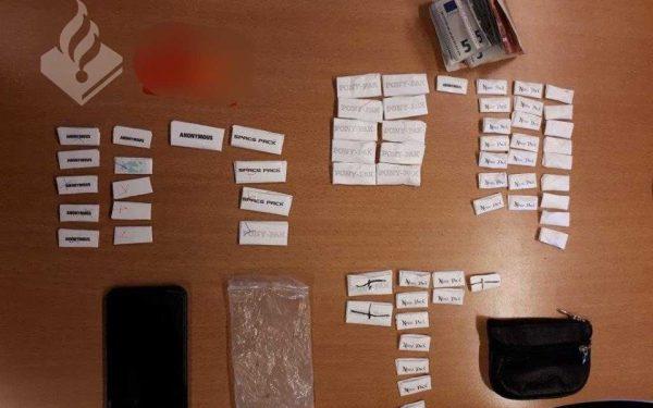Politie pakt Woerdense drugsdealer in Montfoort