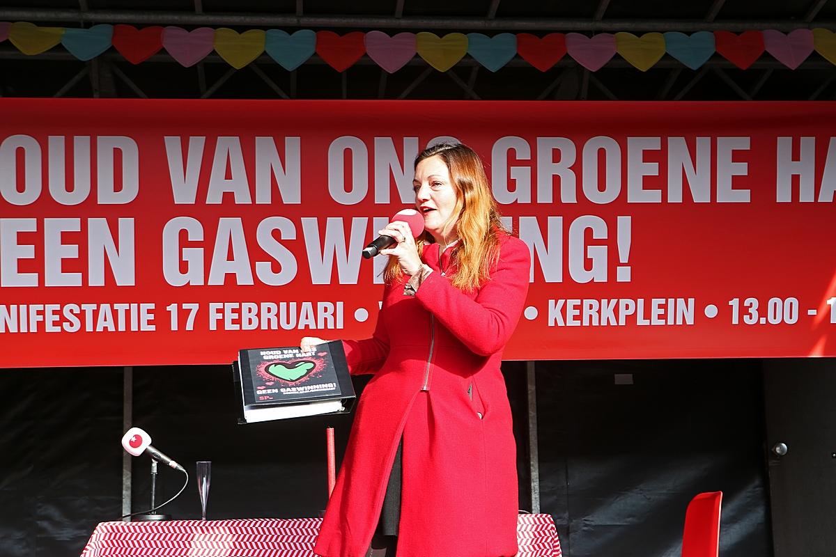 Weinig animo voor Actie tegen olie- en gaswinning