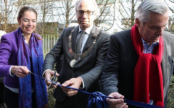 Thuishuis Woerden officieel geopend