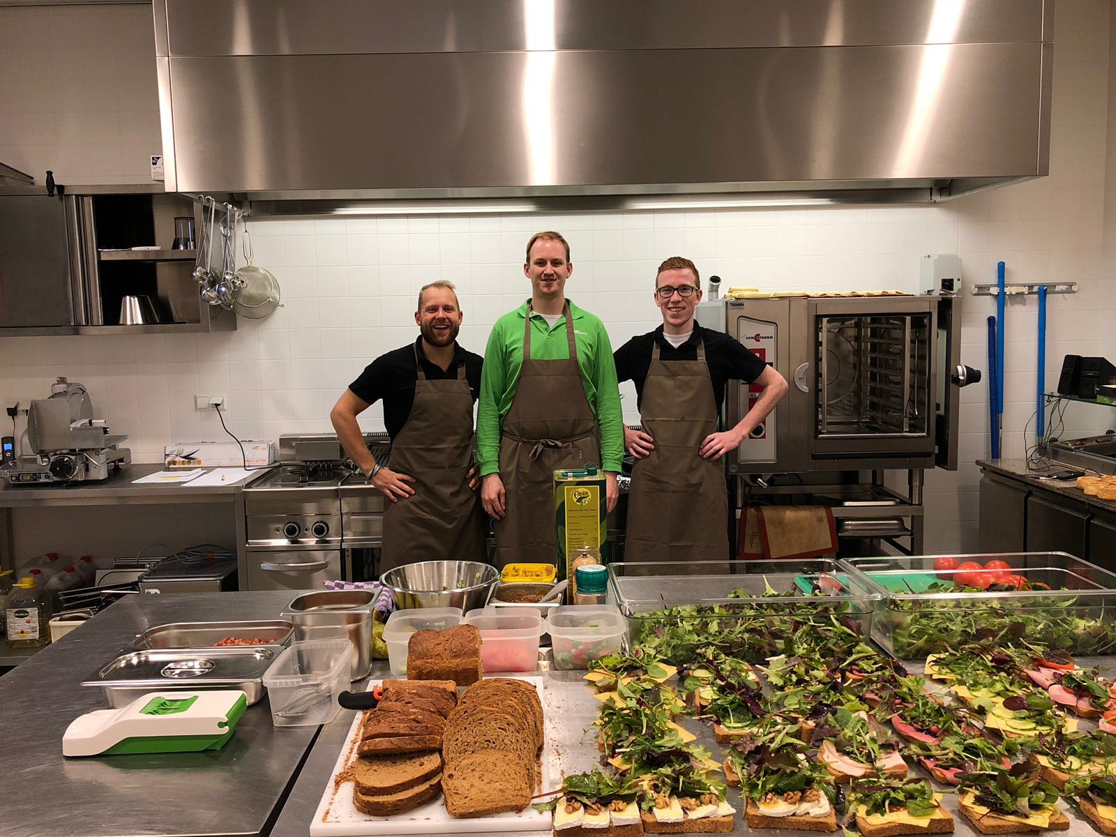 Midas Catering neemt Groene Jager Catering over