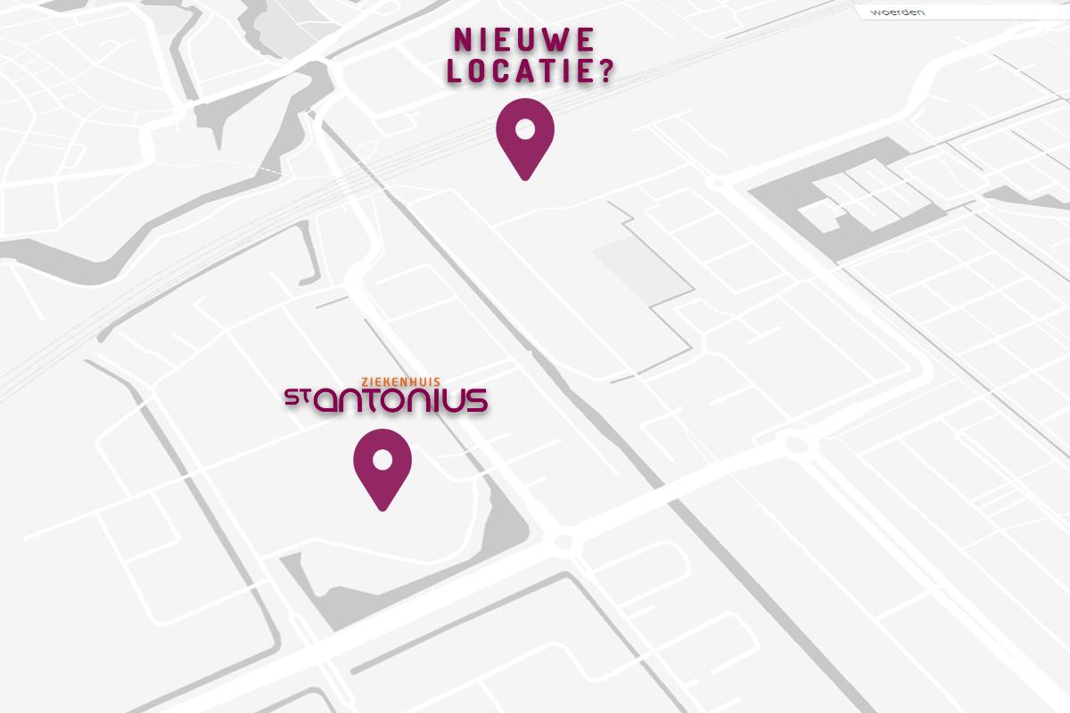 Kans op nieuwe polikliniek St. Antonius naast station Woerden