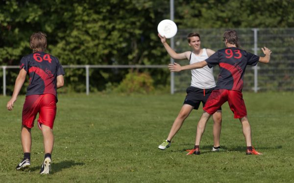 Landelijke frisbee competitie komt naar Woerden