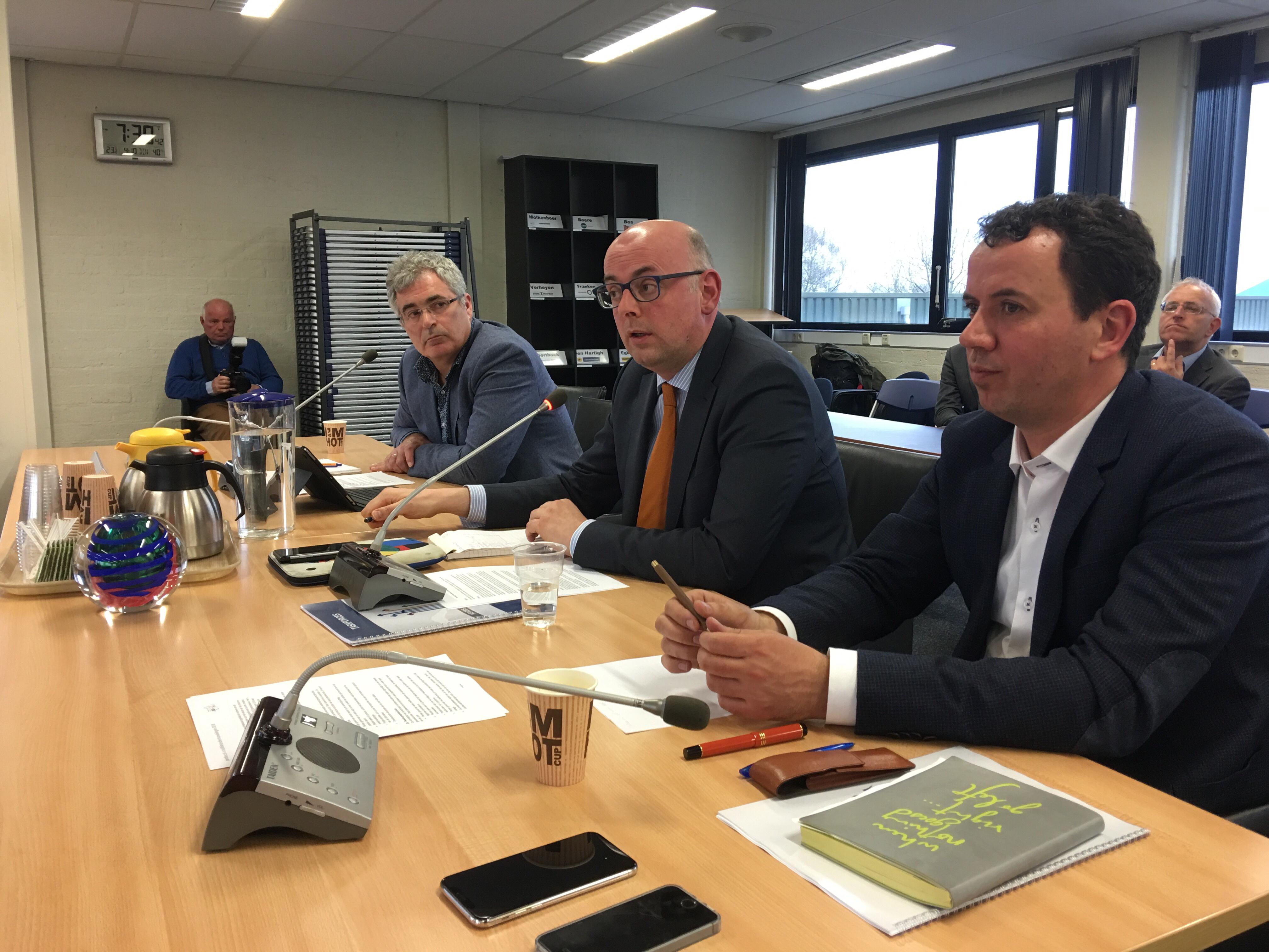 VVD weg uit onderhandelingen coalitie