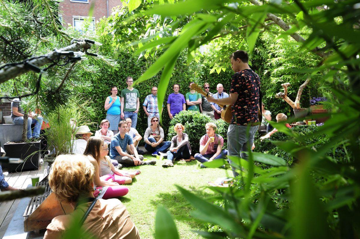 Tuinen en talent gezocht voor nieuw zomers evenement