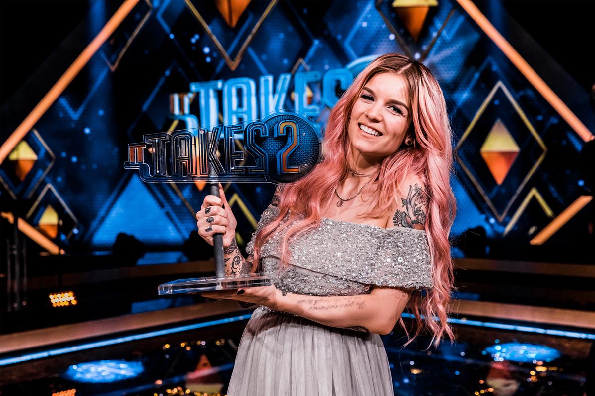 Dionne wint RTL's It Takes 2