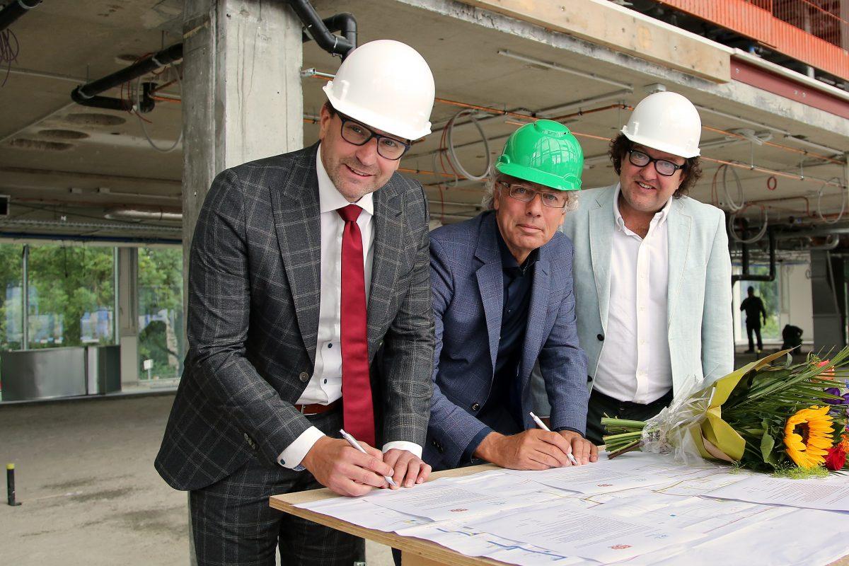 Ferm Werk en gemeente Woerden gaan samenwerken in nieuw stadhuis