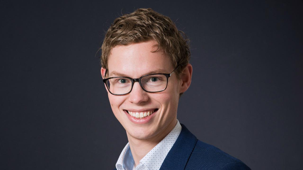 Job van Meijeren nieuwe fractievoorzitter CDA Woerden