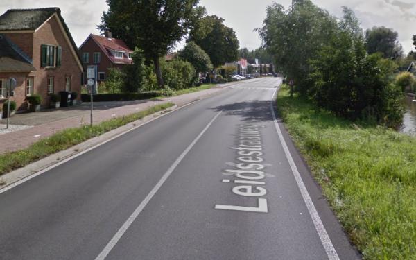Foutief asfalt in Harmelen wordt vervangen
