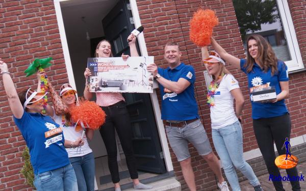 Woerdense wint 800 euro voor inrichten studentenkamer