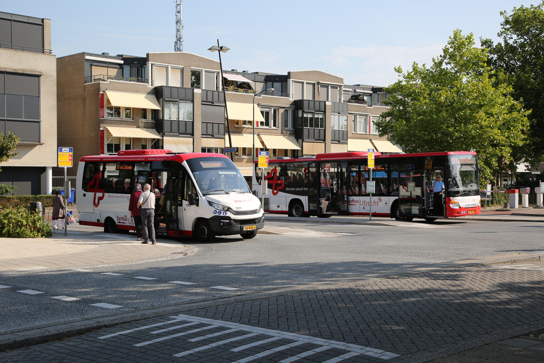 Met de bus in het weekend of tijdens avonduren? Boek straks van te voren je rit