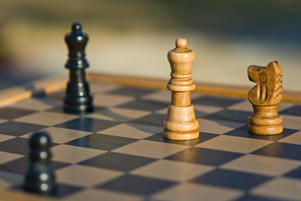 Woerdenaar aan kop op NK schaken