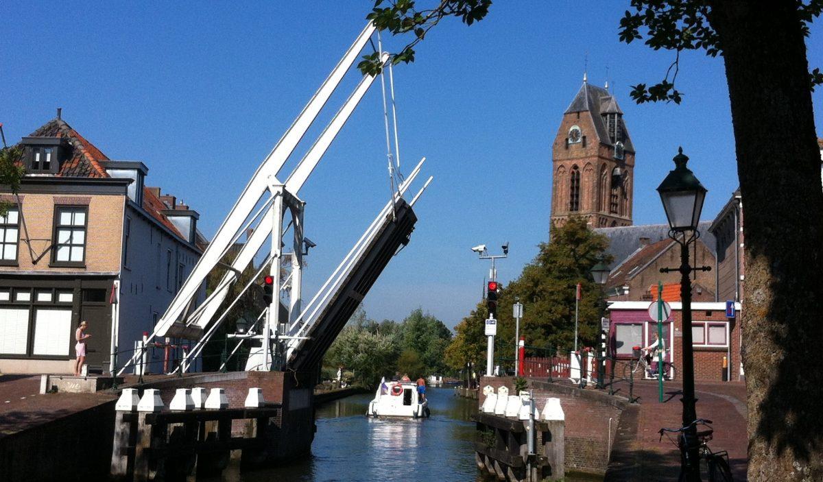Cosijnbrug Oudewater doet het weer