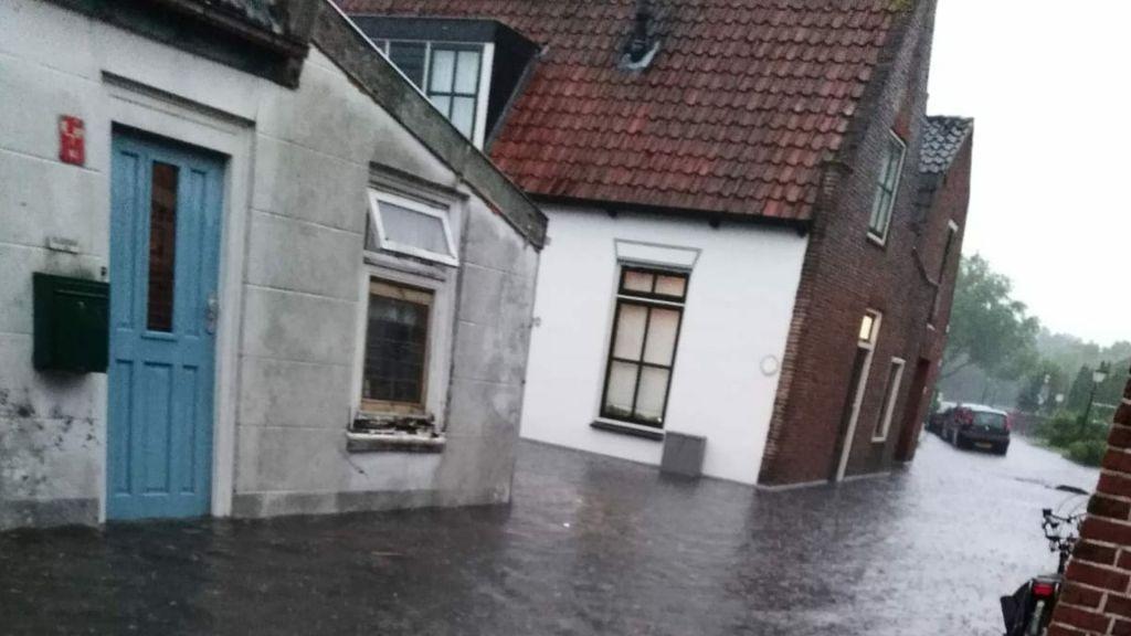Oudewaternaren vrezen voor wateroverlast