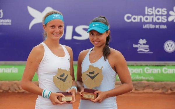 Lemoine wint dubbelspel Gran Canaria