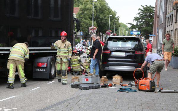 """Maat vol na ernstig ongeluk: """"Wilhelminaweg snel aanpassen"""""""