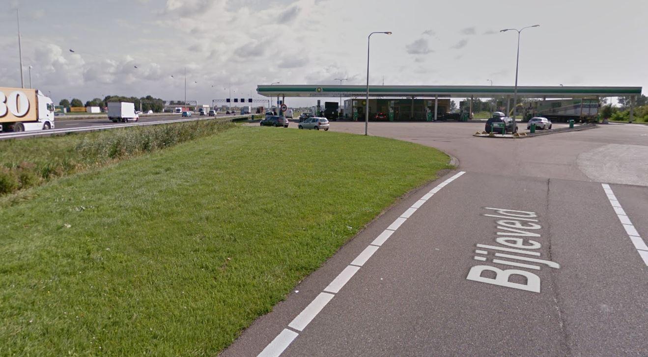 Tankstation Harmelen geveild voor 24 miljoen