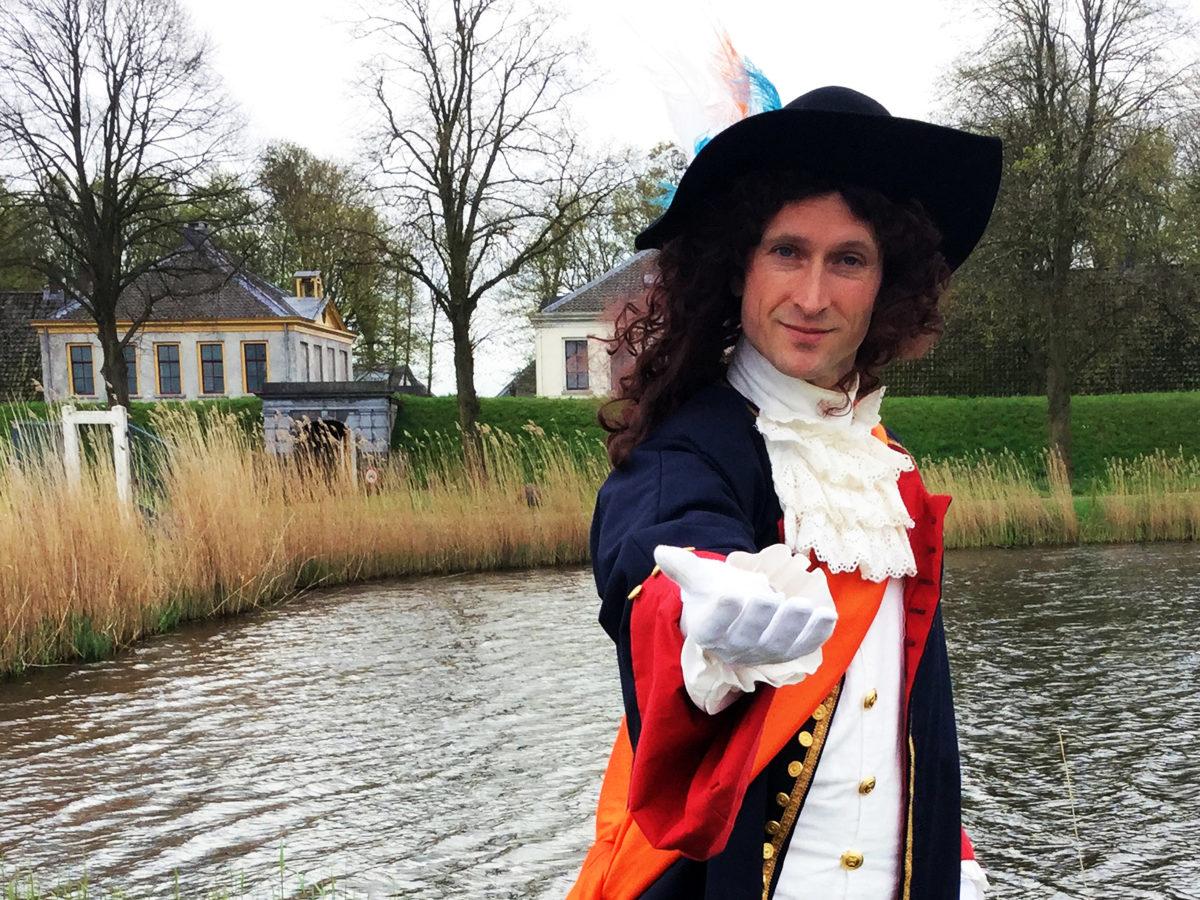 Bidbook voor 350e verjaardag Oude Hollandse Waterlinie