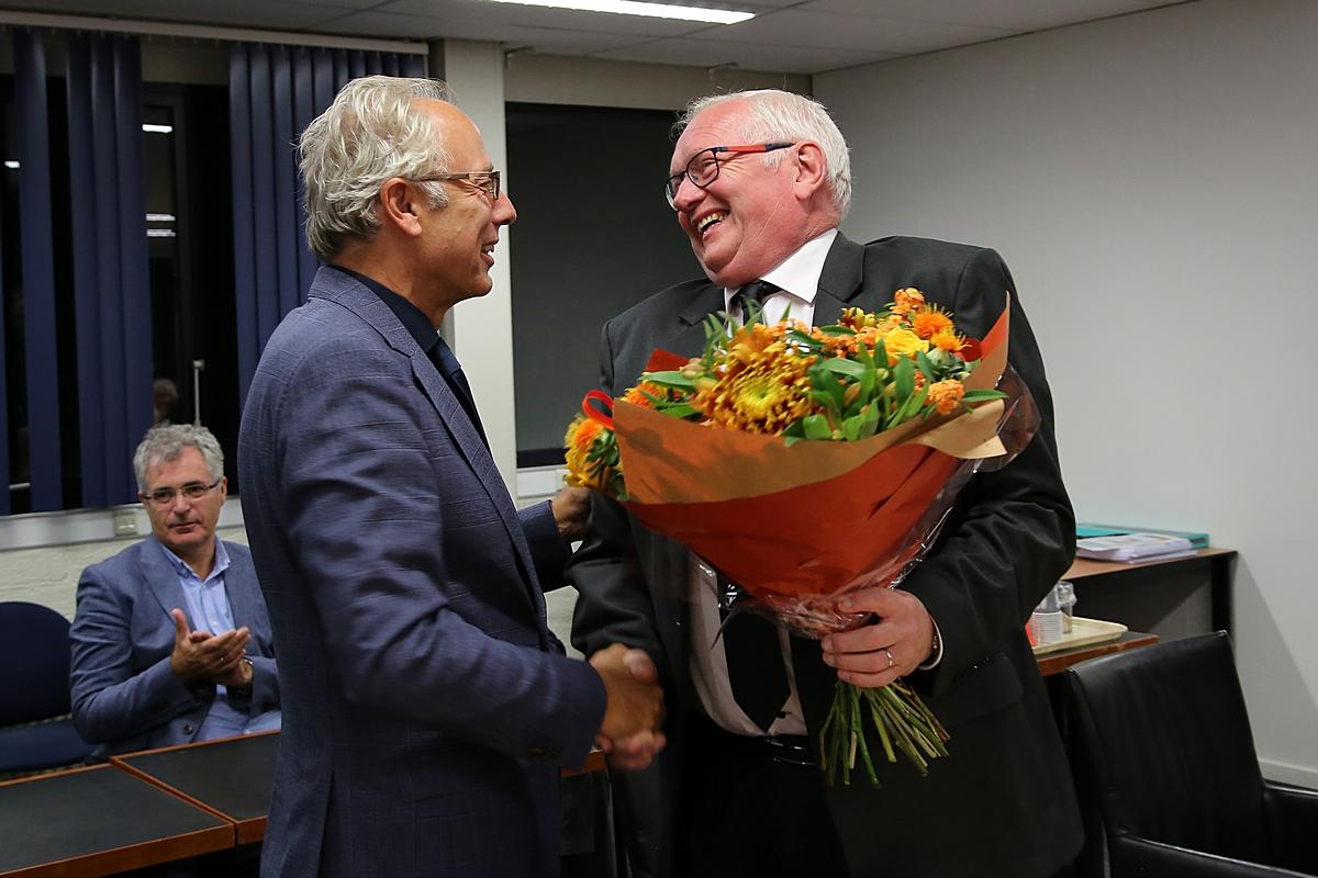 Aanbeveling herbenoeming burgemeester Molkenboer