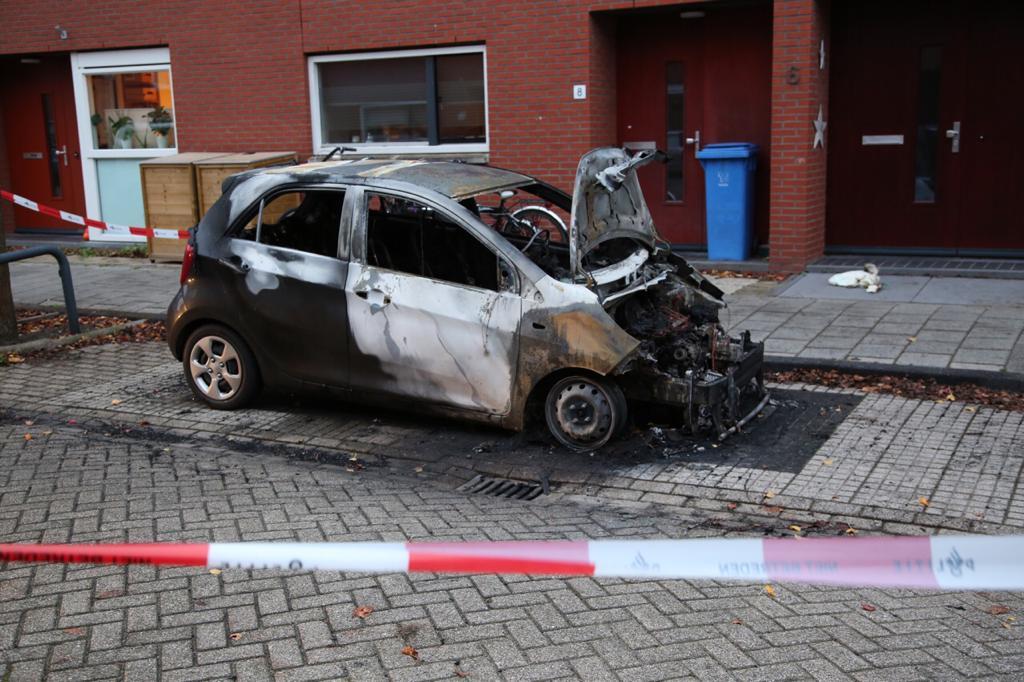 19-jarige Woerdenaar verdacht van 'Kia-autobranden'