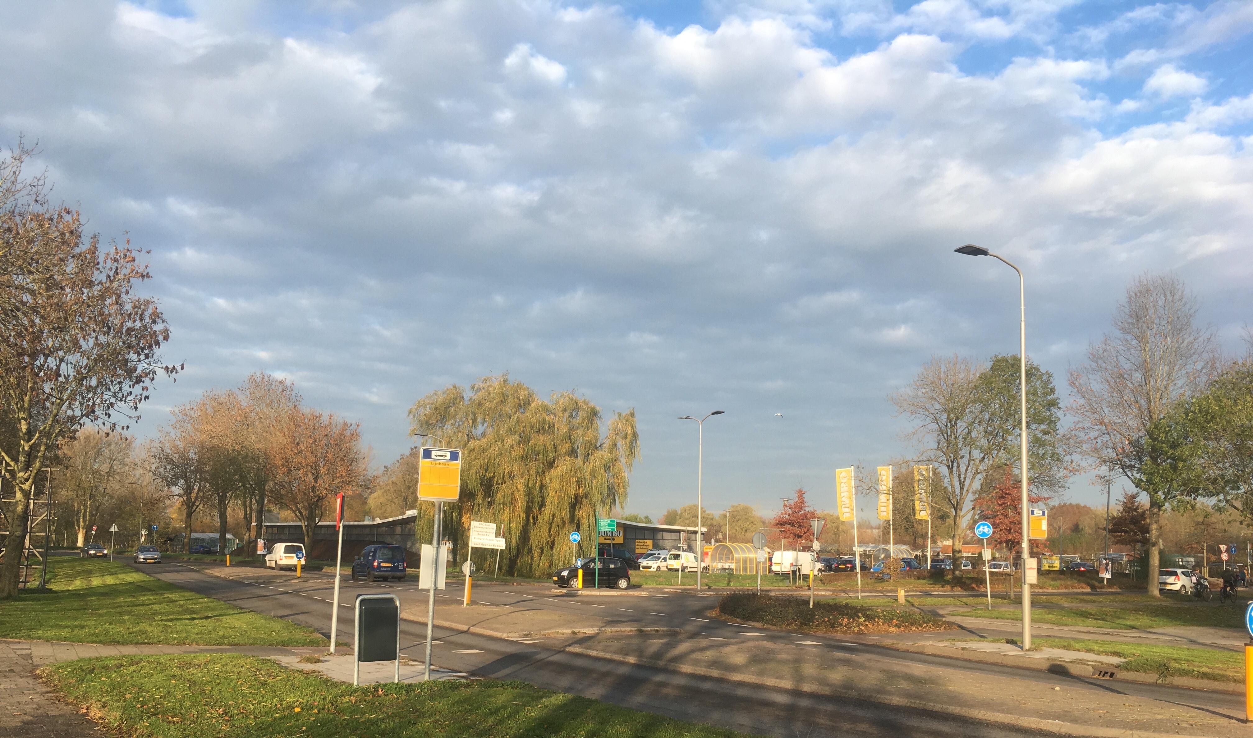 College Oudewater onderzoekt mogelijkheden voor rotonde bij Jumbo