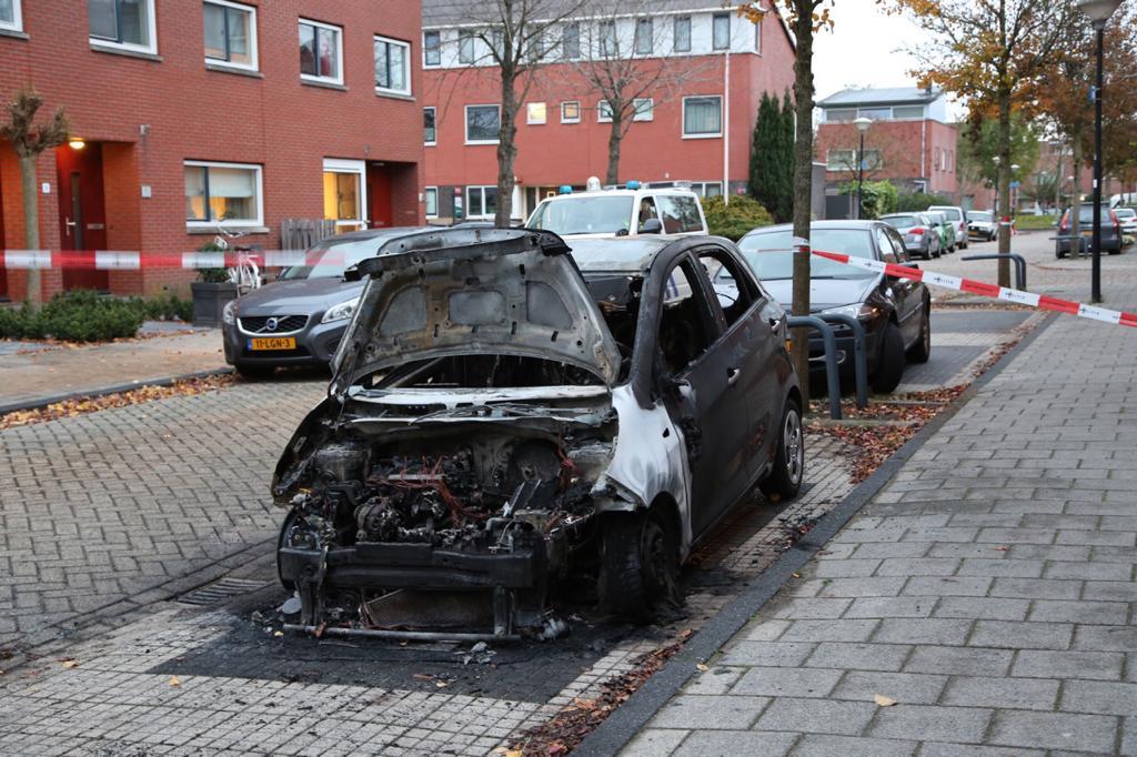 Speciale app-groep tegen autobranden in Woerden