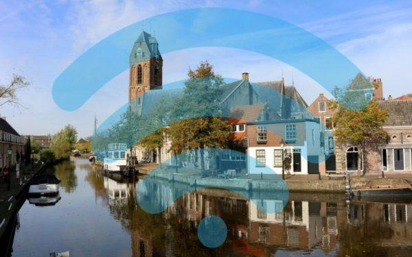 Gratis WiFi in Oudewater