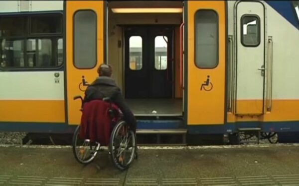 NS lost rolstoelproblemen in sprinters op