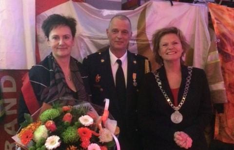Koninklijke Onderscheiding voor John Lissenburg uit Montfoort