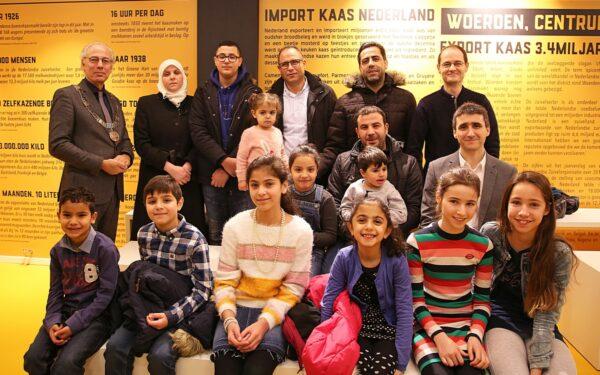 Woerdenaren krijgen Nederlandse Nationaliteit