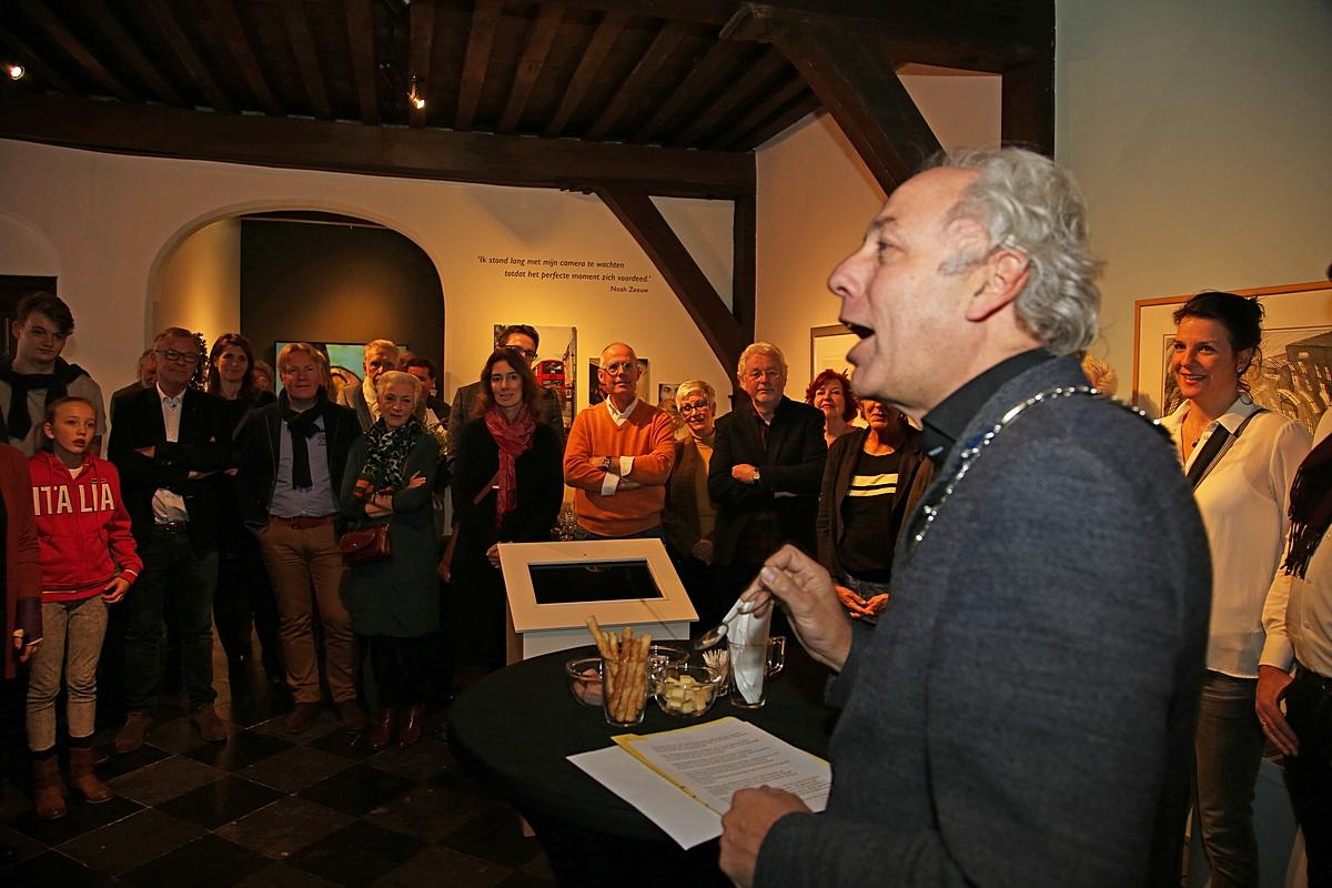 Expositie Favoriete Kunstwerken Van Opvallende Woerdenaren Woerdentv