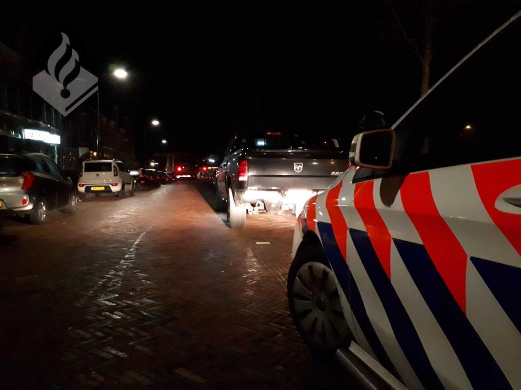 Dronken spookrijder van de weg gehaald door politie