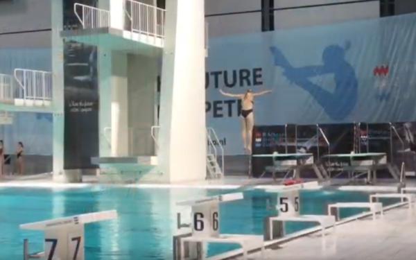 Fieke Koppers debuteert goed bij internationaal toernooi