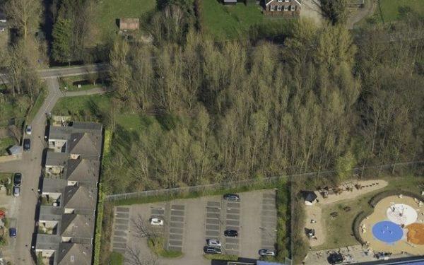 Dit jaar vier bouwkavels te koop aan rand Brediuspark