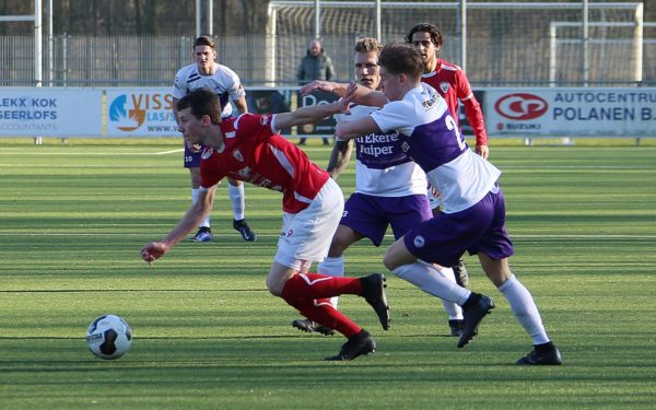 Sportlust 46 wint van LRC Leerdam