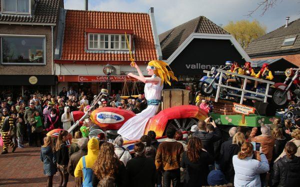 Feest in Harmelen, het is carnaval!