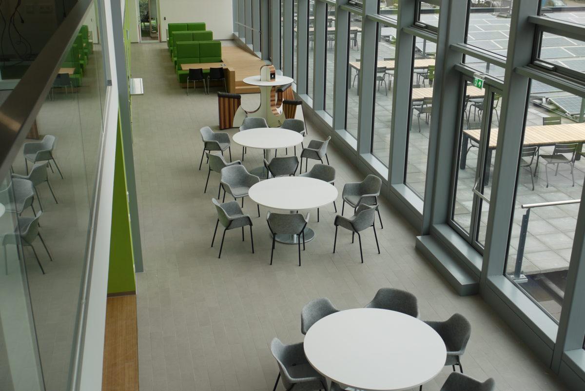 Duurzaam gerenoveerd gemeentehuis presteert energie label A +++