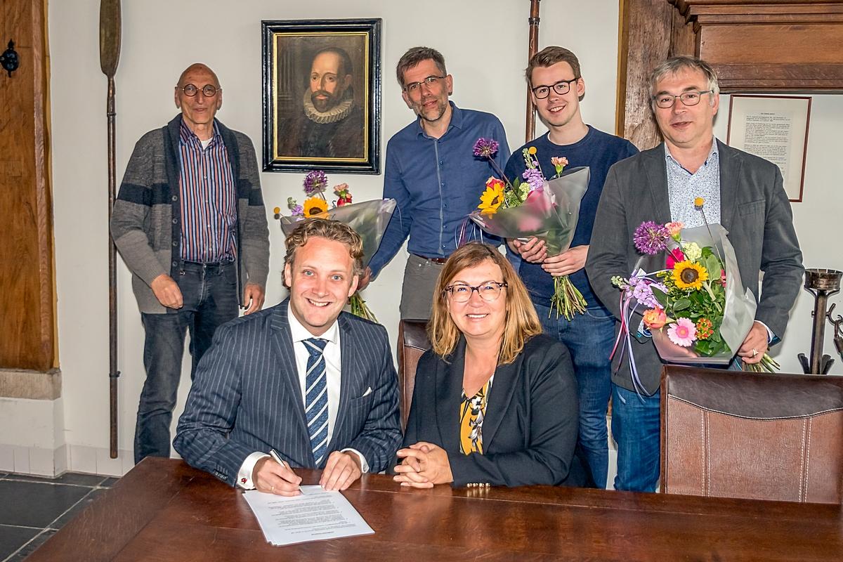 Stichting Arminius Oudewater opgericht
