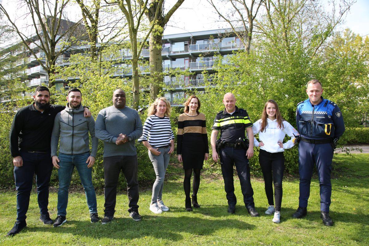 Buurtveiligheidsteams actief in Harmelen en Molenvliet