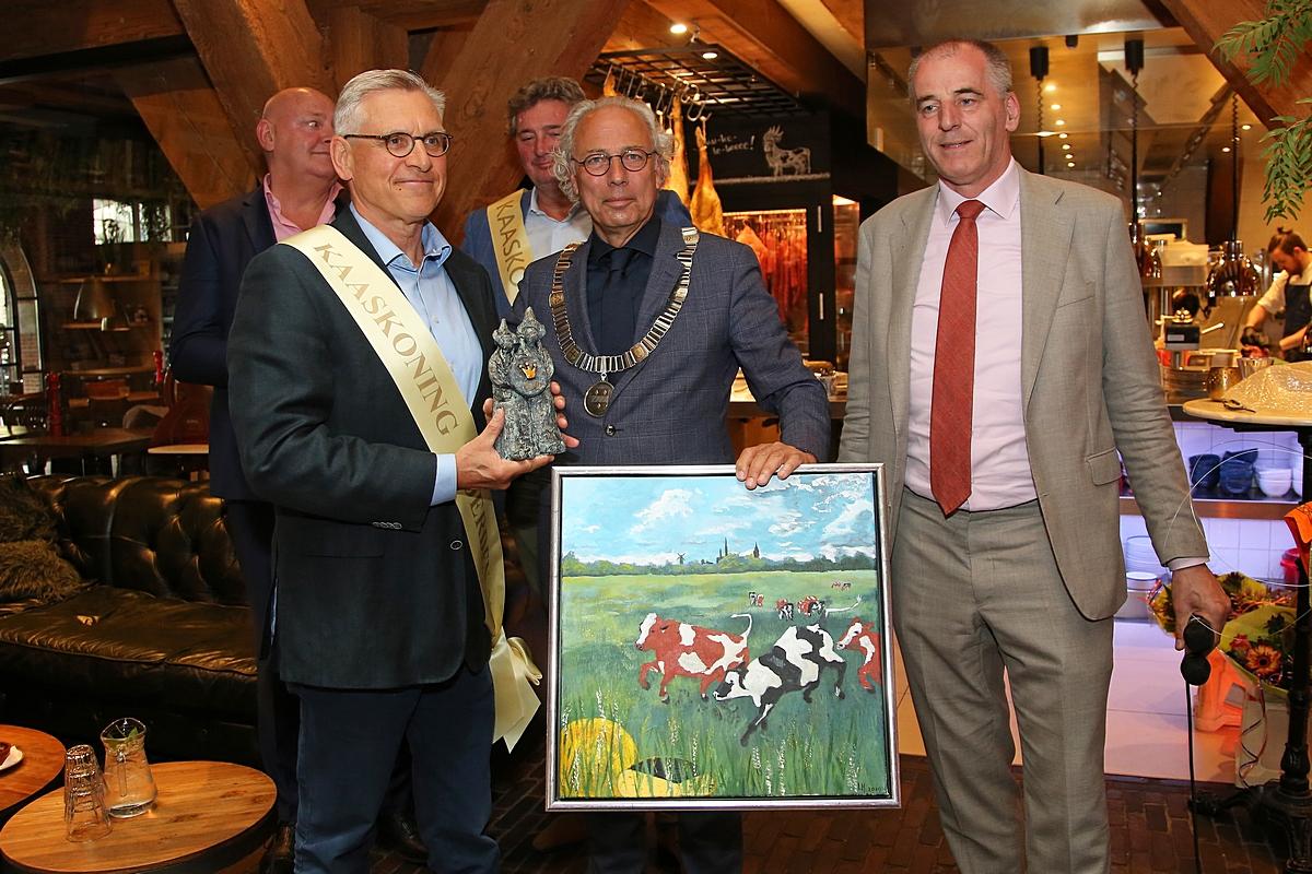 Rien van den Wijngaard nieuwe Hollandse Kaaskoning