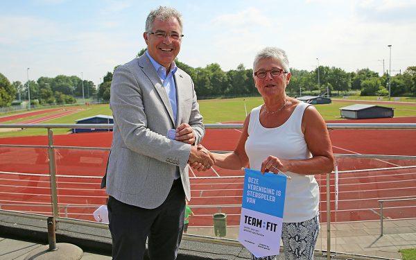 Atletiekvereniging krijgt certificaat voor gezonde sportkantine