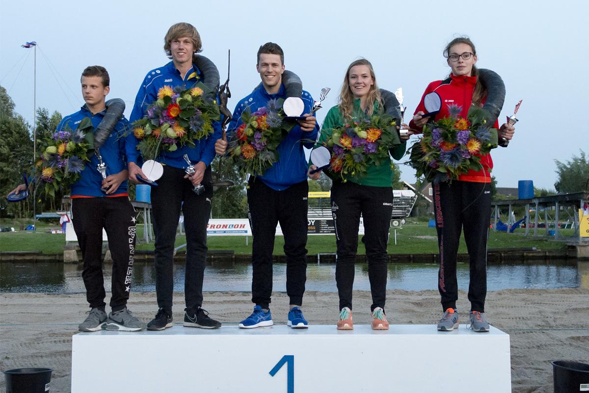 Verrassende winnaars op Hollands Kampioenschap Polsstokverspringen