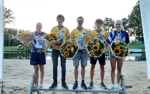 Thomas van Midden wint slotstuk Nationale Competitie